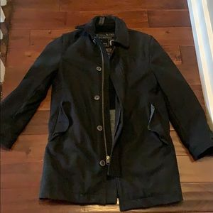 Men's wool gap jacket